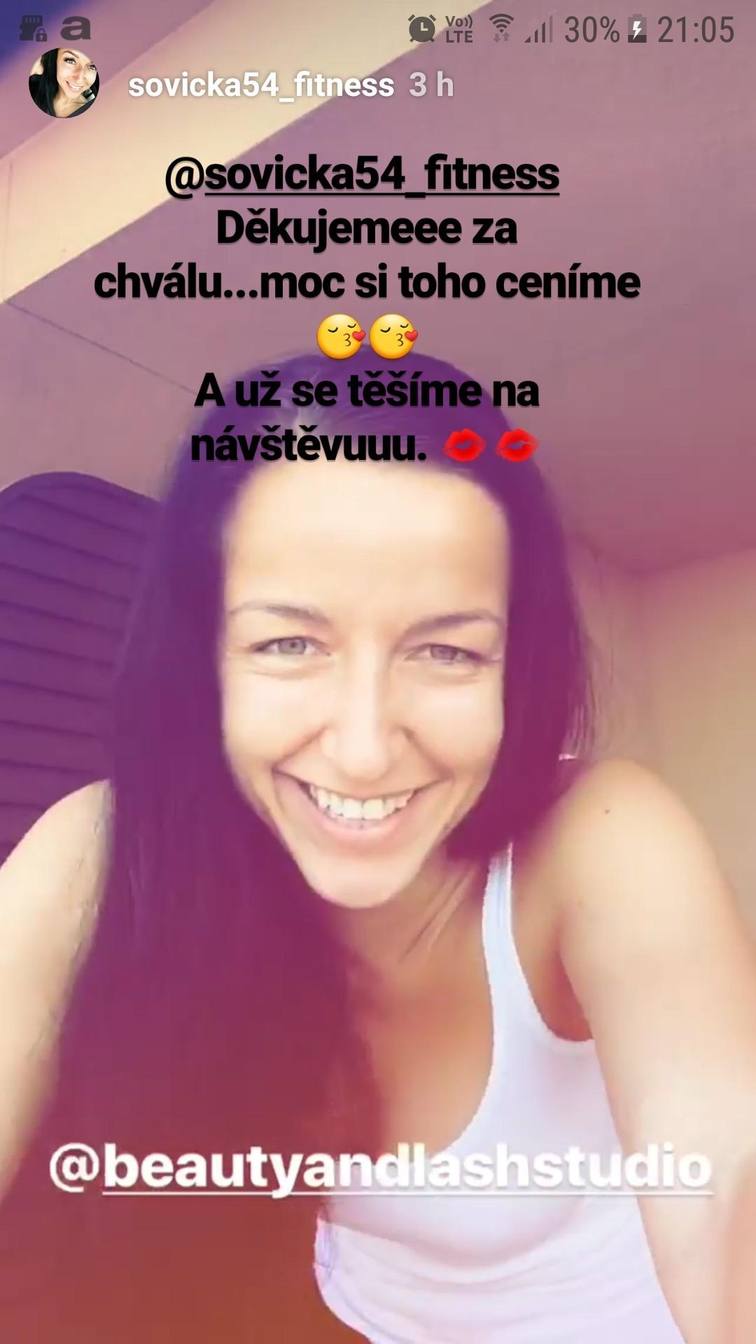 Hana Wolfová (@sovicka54_fitness)