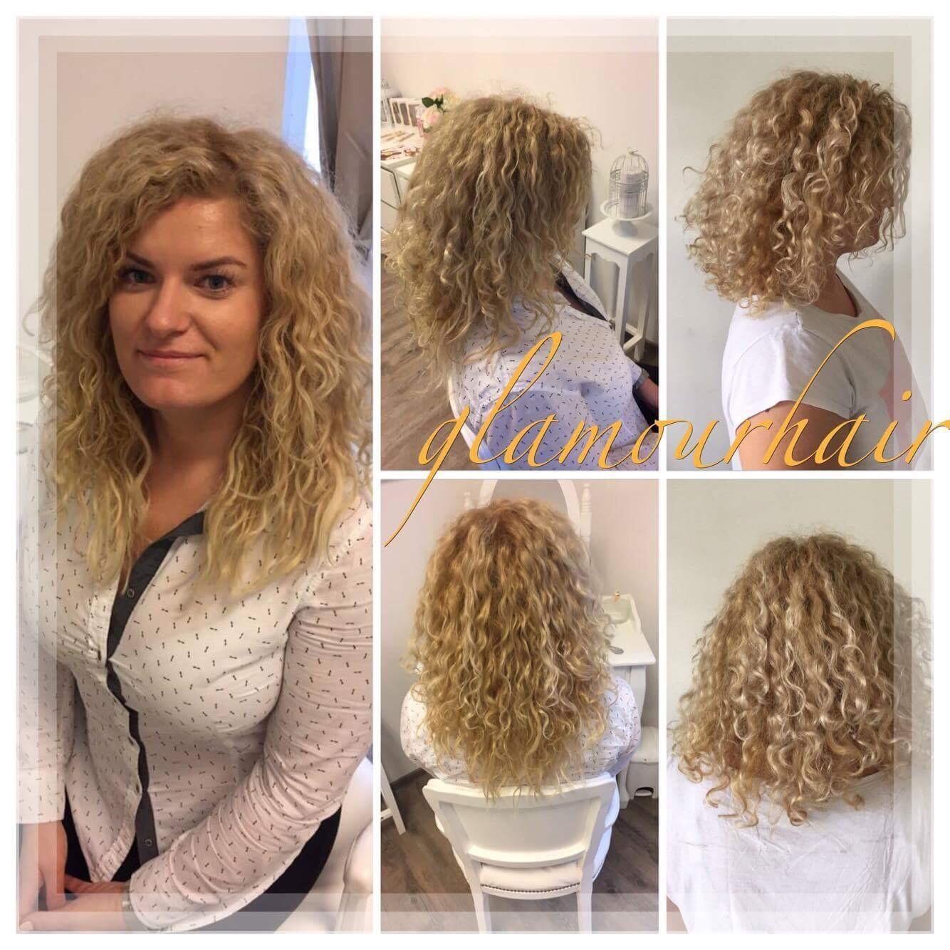 Prodlužování vlasů keratinem