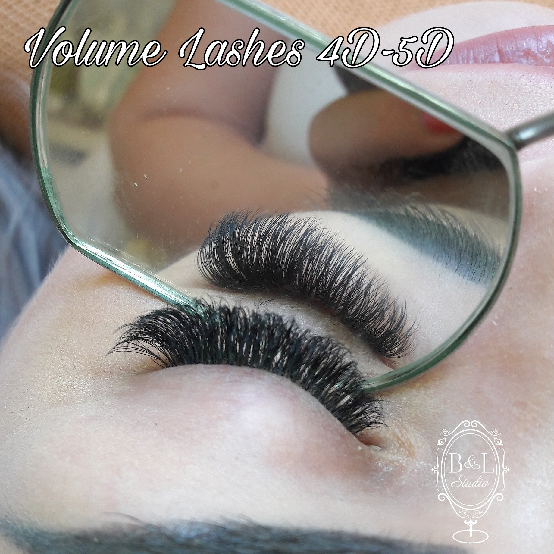 Volume Lashes 4D-5D